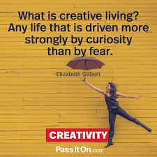 explore the value of creativity related quotes stories and