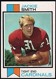 Amazon.com: Football NFL 1973 Topps #514 Jackie Smith Cardinals:  Collectibles & Fine Art