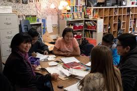 Teaching English language learners at Corbett Elementary ...