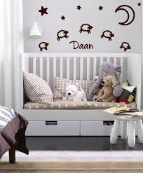 Wall Decal Sticker Birth Baby Sheep Walldesign56 Wall Decals Murals Posters