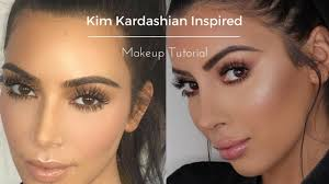 kim kardashian makeup tutorial you