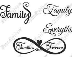 Family Infinity Svg Etsy