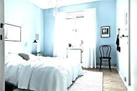 grey walls blue and grey bedroom