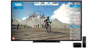 Zwift Launched on Apple TV - Zwift Insider