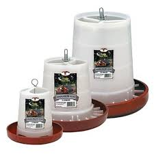 Farming South Africa - Hanging Chicken Feeders - Guide to Chicken Farming Free Downloadable eBook
