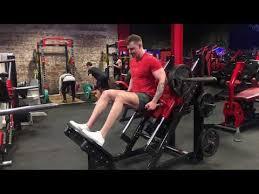 extreme gym glasgow leg workout you
