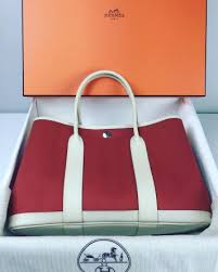 rare hermes garden party 30 rouge