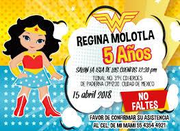 Invitaciones Personalizadas Fiestas Infantiles Paquete C 10p 70 00 En Mercado Libre