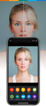 face editor app touch up and face