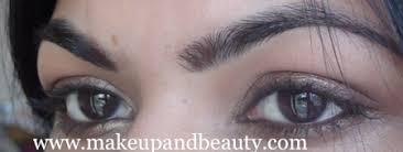 eye makeup tutorial gold bronze