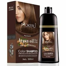 silky hair dye color cream natural wine