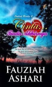 cinta tiada akhirnya ombak rindu by fauziah ashari