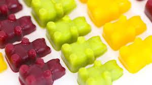 how to make vegan gummy bears gelatin