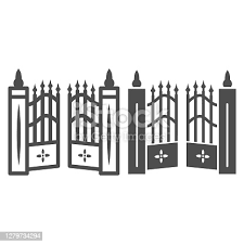 Iron Fence Post Vector Free Ai Svg And Eps