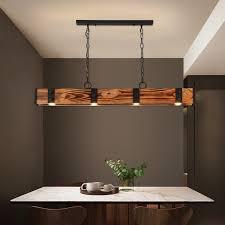 rowen industrial loft style 4 light led