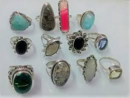 sterling silver india whole rings