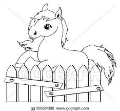 Fence Clipart Horse Fence Fence Horse Fence Transparent Free For Download On Webstockreview 2020