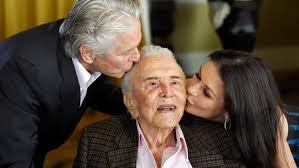 Kirk Douglas funeral: Son Michael Douglas, Spielberg mourn at funeral