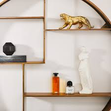 seven modern floating shelf ideas cb2