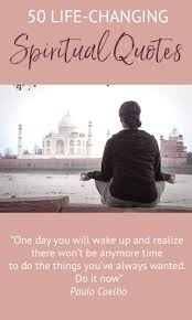 spiritual journey quotes filled life changing lessons