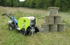 caeb round hay baler earth tools