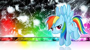rainbow dash wallpapers wallpaper cave