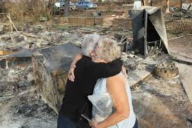Finding human cremains in ashes of the Carr Fire