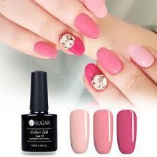 colors gel nail polish set uv led