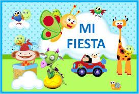 Tarjetas De Cumpleanos Baby Tv Para Imprimir En Hd 16 En Hd Gratis