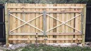How To Build A Double Gate Youtube