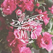 flowers inspiration love quotes smile true words image