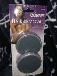 pads conair hair removal system hbrp08