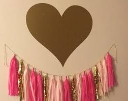 Large Heart Decal Etsy