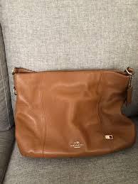 brown coach bag women s fashion bags
