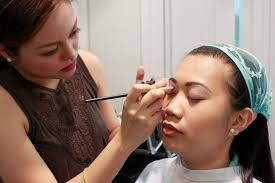 looking for your bridal make up course