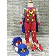 Quần áo trẻ em - SockiMall - Set 3 Đồ bộ dài bé trai, bé gái siêu nhân –  SockiMall - Thời trang Gia đình & Trẻ em