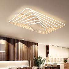 led light modern led ceiling lights