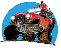 Jeep Xj Sticker Etsy
