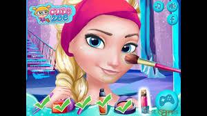 elsa makeup disney elsa frozen games