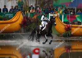 Tamra Smith US competes on her horse Editorial Stock Photo - Stock ...