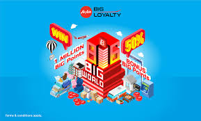 AirAsia BIG announces 816 (August 16) as its BIG Day to celebrate 22  million BIG Members with 1 Million BIG Points! — AirAsia Newsroom