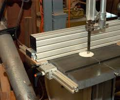 Make A Bandsaw Fence From Aluminum Extrusions 4 Steps With Pictures Instructables