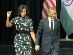 Barack, Michelle Obama ...