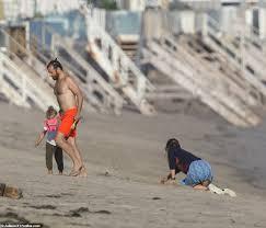 Jennifer Garner and Bradley Cooper enjoy Beach Day in Malibu