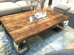 rustic coffee table wonderful ideas