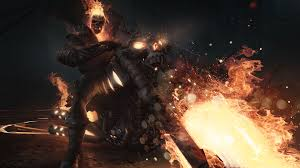 ghost rider marvel of chions