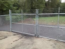 Cost Effective Chain Link Fencing System For Multiple Applications