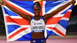 How Dina Asher-Smith took home 200m gold at the World Championships -  YouTube