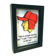 com the catcher in the rye holden caulfield quote d art