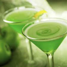 hers green apple martini the perfect